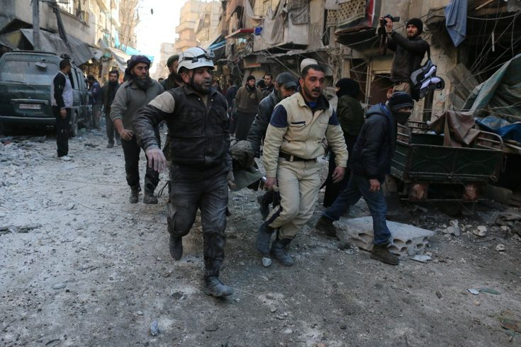 In all, 11.5 percent of Syria's population has been wounded or killed since 2011, according to a grim new report.