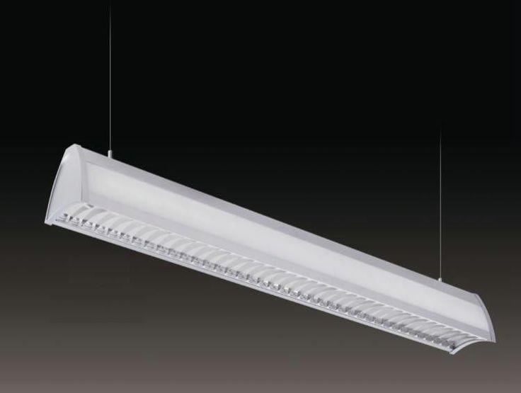 Best 25 t8 light fixtures ideas on pinterest pipe - Fluorescent bathroom lighting fixtures ...