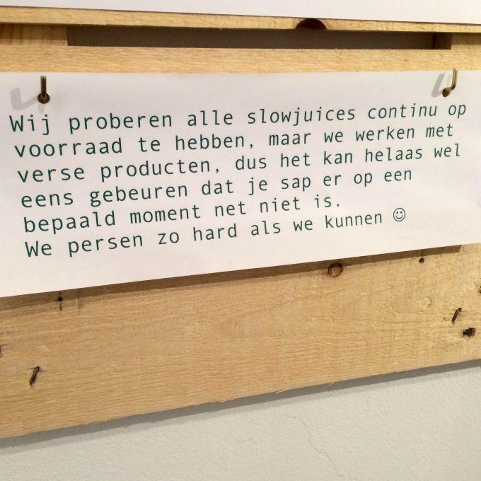Hotspot: Bos sap, soep en salade bar in Haarlem - Healthy Vega