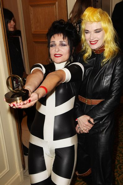 Siouxsie Sioux Photos: The Q Awards 2011 - Press Room
