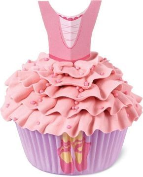 Dance Cupcake Decorating Kit From Wilton #2529 -