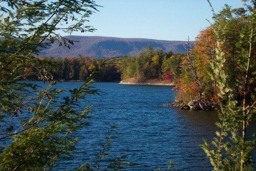 beautiful lake James