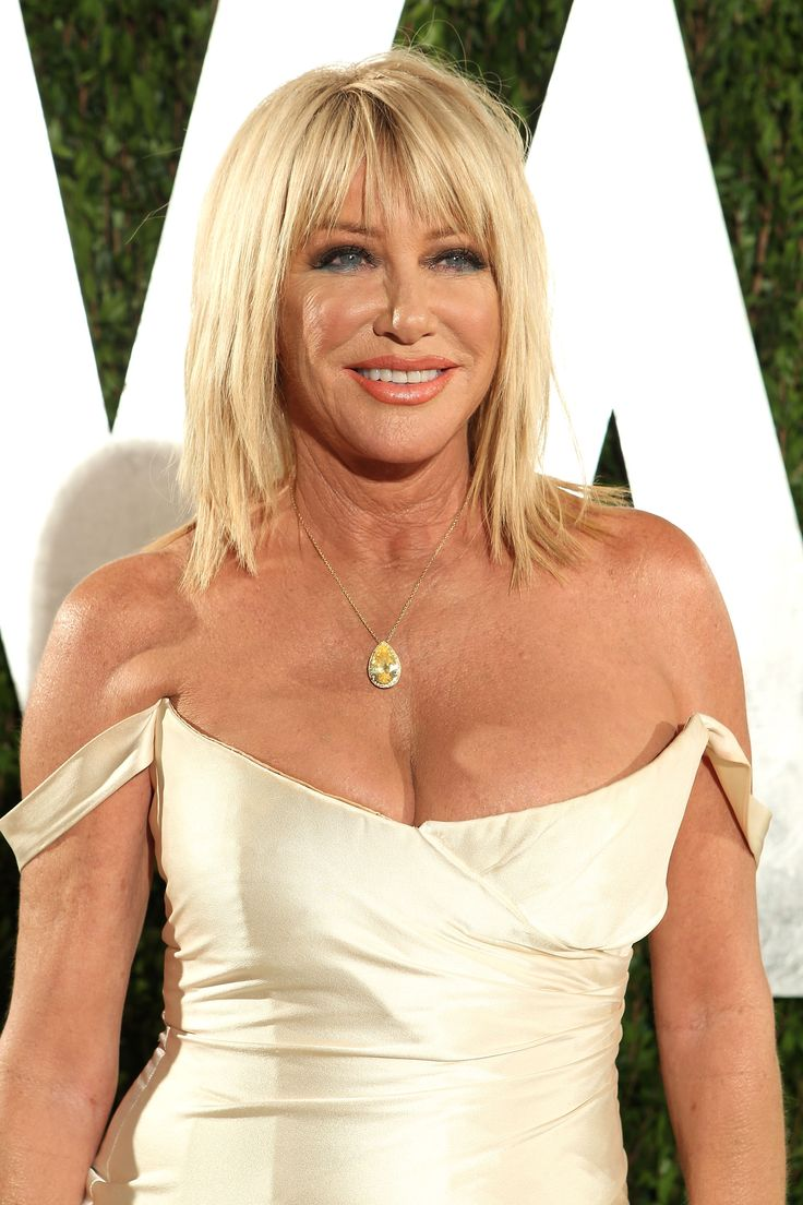"""EXCLUSIVE: Suzanne Somers on Celebrating Her 70th Birthday — """"70 is Sexy!"""""""