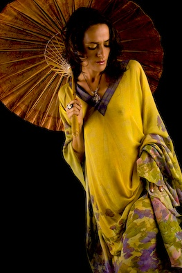 me in my favourite colin heaney kaftan