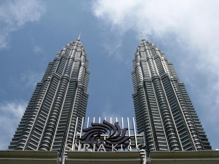 Twin towers - Kuala Lumpur