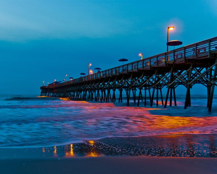 These 9 Epic Piers In South Carolina Will Make Your Summer Unforgettable