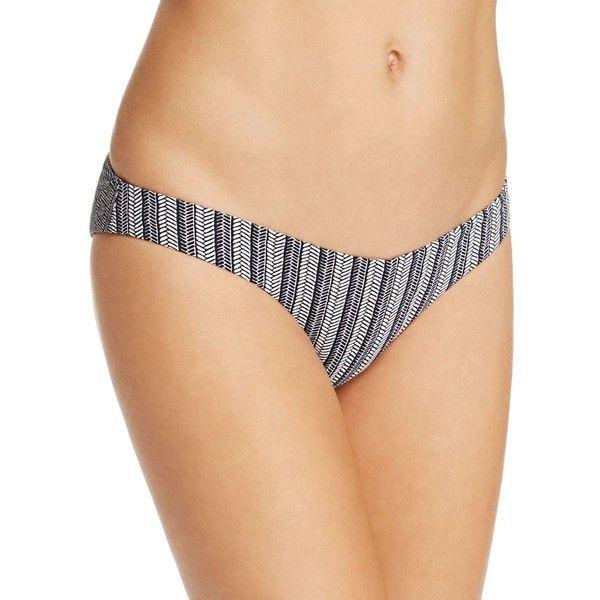 Heidi Klum Swim Savannah Sunset Classic Bikini Bottom (5,470 INR) ❤ liked on Polyvore featuring swimwear, bikinis, bikini bottoms, dotted tribal, heidi klum swimwear, dots swimwear, swimming bikini, tribal bikinis and tribal print swimwear