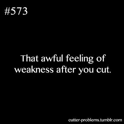 feeling of weakness
