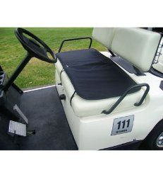 Golf Cart Seat Warmers - Heated Seats for Your Golf Cart. Keep warm without using a propane heater.