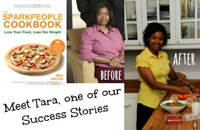 Weight Loss Success Stories From SparkPeople It's free, fun and works!