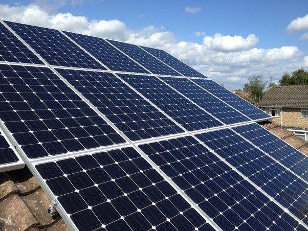 Diy Solar How Many Solar Panels Would I Need To Produce A Ce Solar Panels Best Solar Panels Used Solar Panels