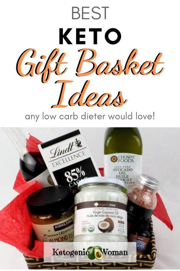 What To Put Into A Low Carb Gift Basket Or Box Keto Gift Low Carb Gift Diet Gift