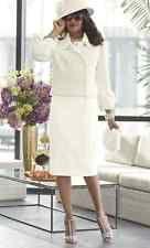 Shayna Jacket Dress by Ashro nwt retail $169 ivory