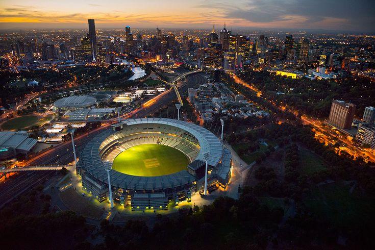 Melbourne, MCG