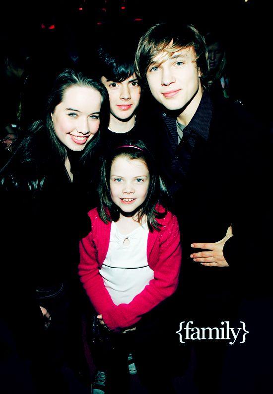 Pevensie actors - Narnia