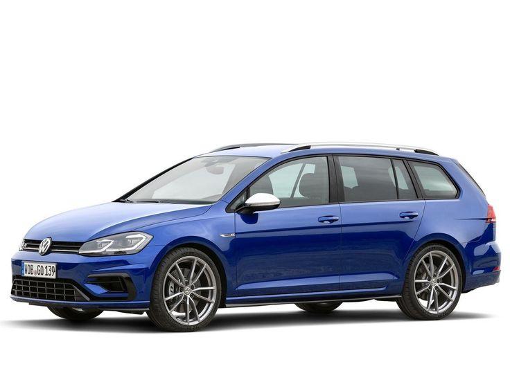 2017 Volkswagen Golf R Variant : A l'occasion du restylage de la Golf 7, la Golf R passe de 300 à 310 ch et adopte une nouvelle boîte DSG à 7 rapports au lieu de 6. Une transmission indispensable pour réduire, un peu, l'effrayant malus 2017...