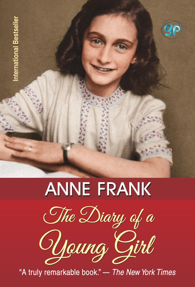 The Diary of a Young Girl by Anne Frank, 9789380914312, General Press — Biographies