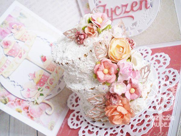 Nożyczki Rudej: 129. Słodki tort exploding box