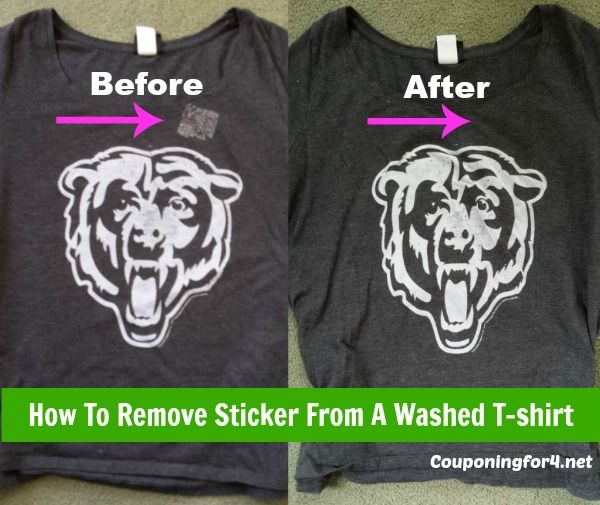 best ideas about Remove sticker residue on Pinterest Remove How To Remove  Sticker Adhesive From.