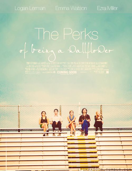The Perks of Being A Wallflower was a beautifully shot movie. Really moving. And it was both happy and sad and it was great. I really got into the movie. Every single character was interesting and perfect. One of my all-time favs, which isn't nothing...