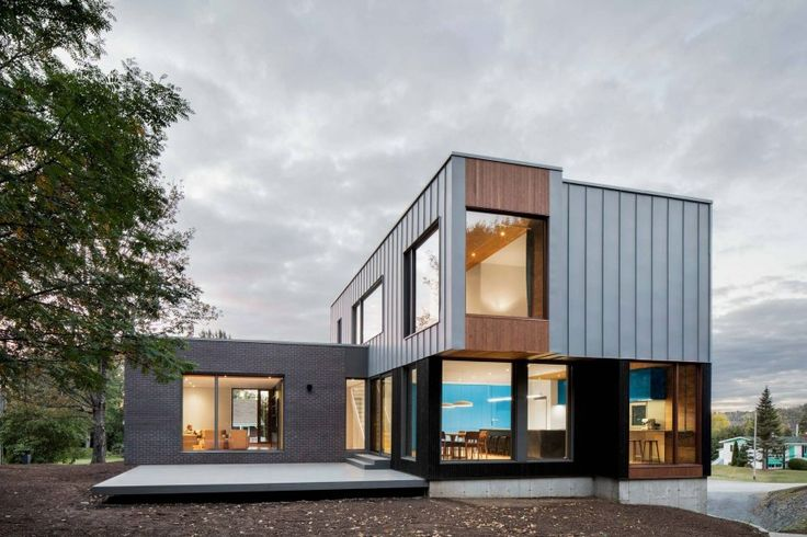 2678 best architecture images on Pinterest | Modern houses ...