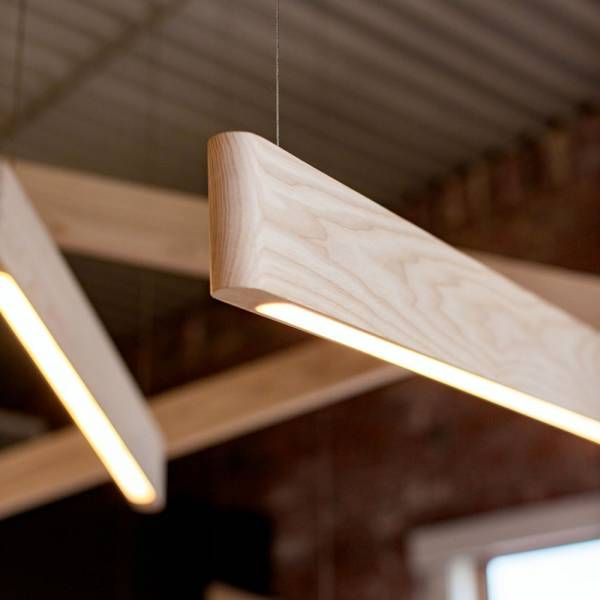 Line Light 40 Linear Pendant Light By Matthew Mccormick Studio Its Thyme Lighting Design Interior Linear Pendant Lighting Cool Lighting