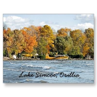 BEAUTIFUL LAKE SIMCOE, ORILLIA