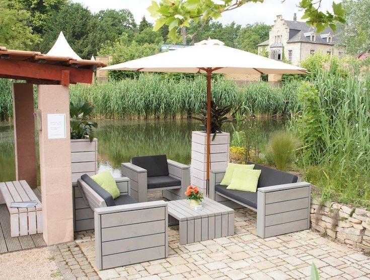 73 best Garten images on Pinterest Backyard patio, Decks and - gartenplanung beispiele kostenlos