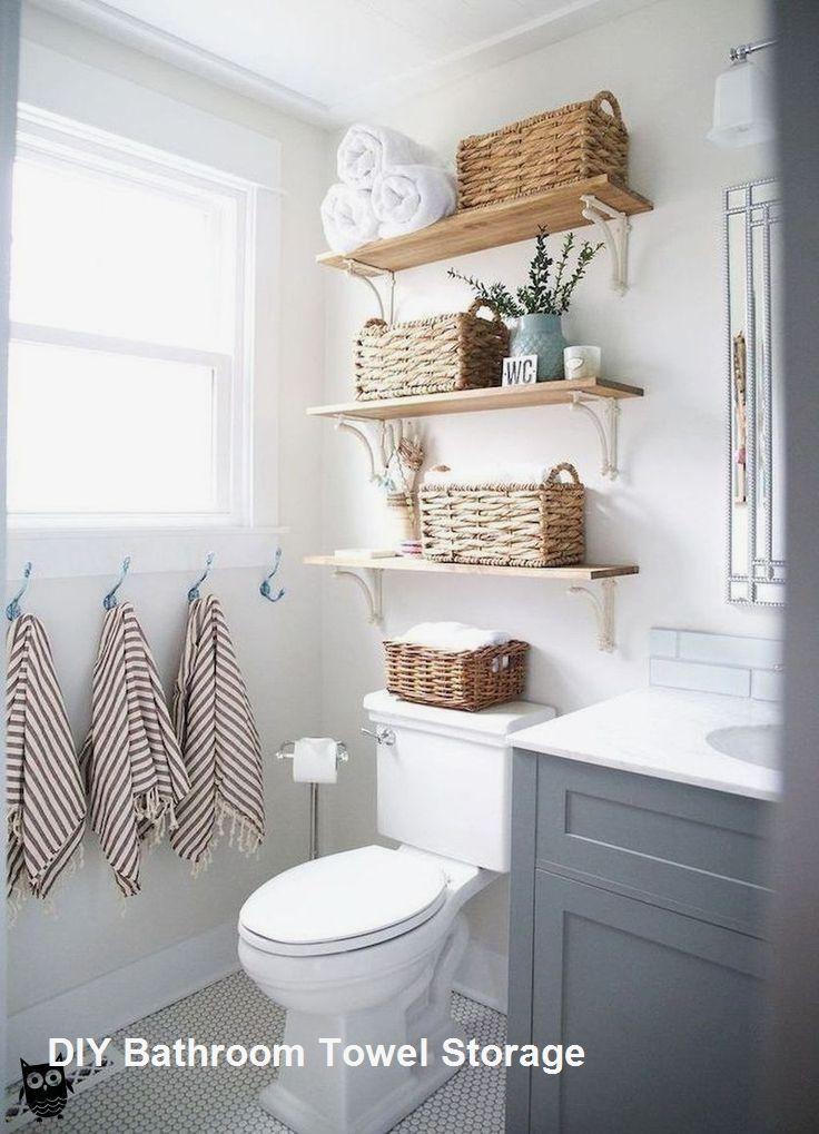 Small Bathroom Towel Storage Small Bathroom Decor Floating Bathroom Vanities Apartment Bathroom