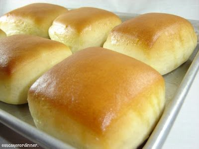 Texas Roadhouse Rolls - click on the Cinnamon Honey Butter recipe too!!