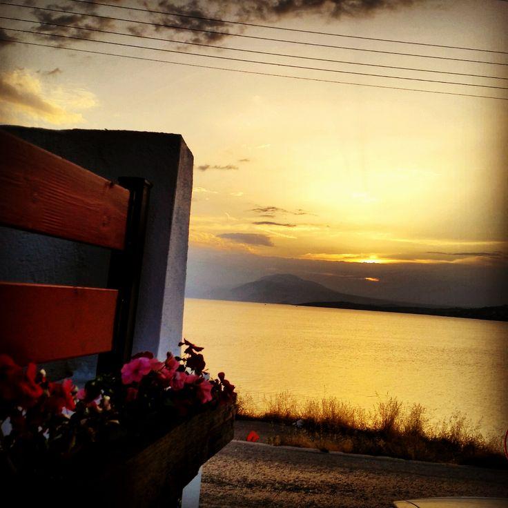 sunset in Salamina - 12th STASI