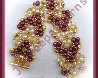 Sweethearts bracelet PATTERN