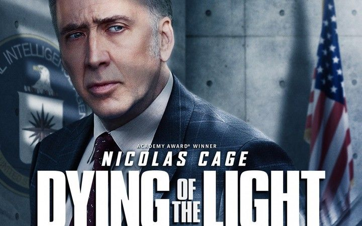 Dying Of The Light Nicolas Cage 2015 CIA USA Ameican