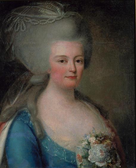 1785 Retrato da Princesa D. Maria Francisca Benedita