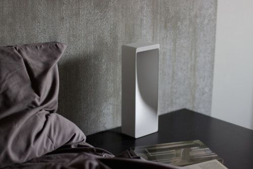 Cromatica is a minimalist design created by Italy-based designer Digital Habits. Cromatica creates an ambient experience by fusing light and sound. (10)