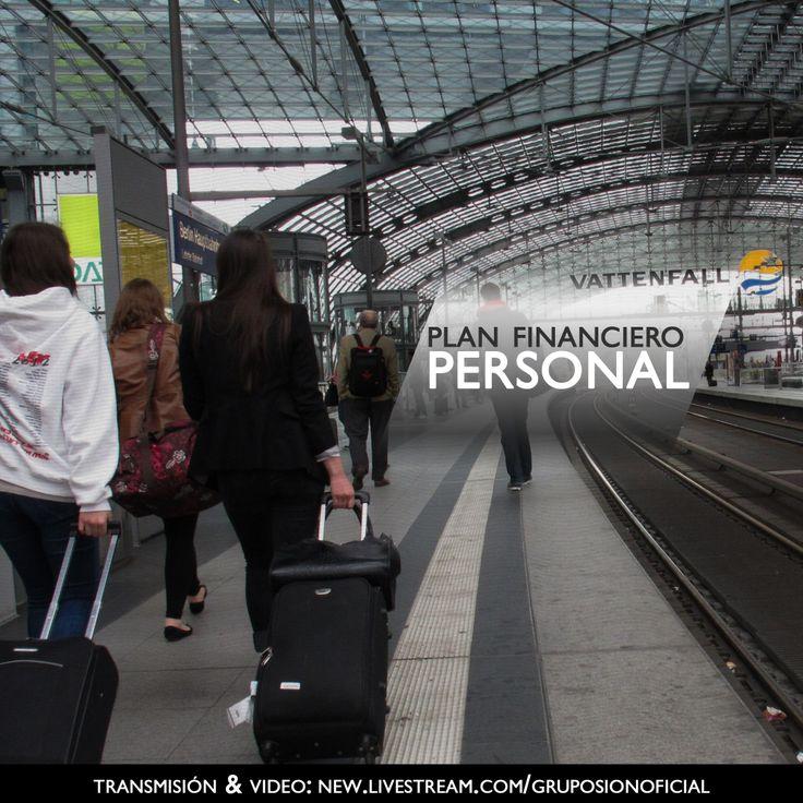¿Ya tienes tu plan financiero personal? Nosotros te podemos ayudar: https://new.livestream.com/gruposionoficial/events/2680596
