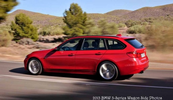 BMW 3-Series Sport Wagon with 2.0 Turbodiesel