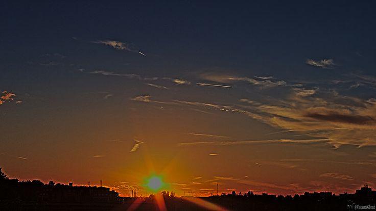 Sunset Rimini