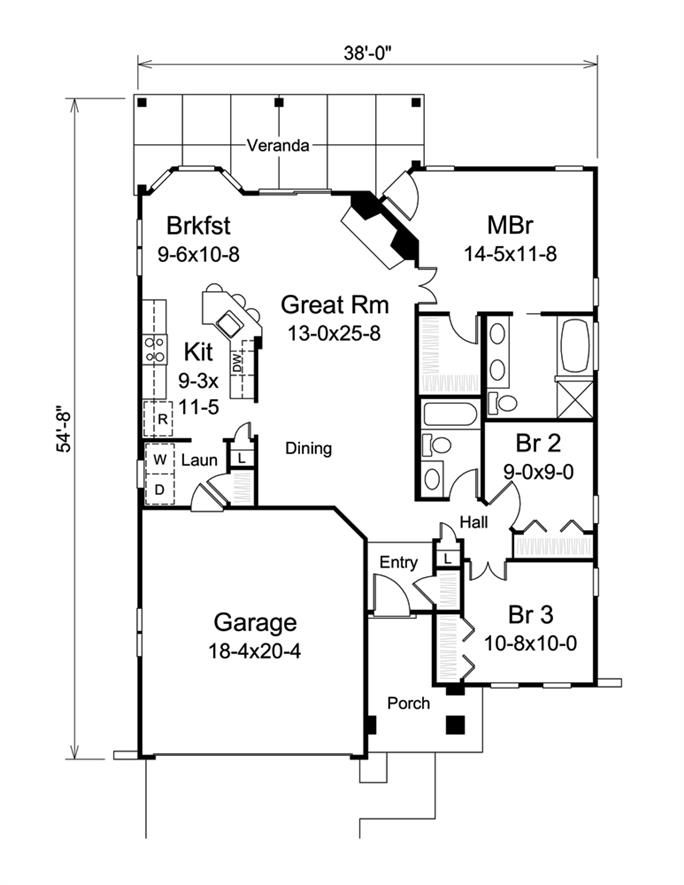30 best House Plans (normal size) images on Pinterest My house - copy barn blueprint 3