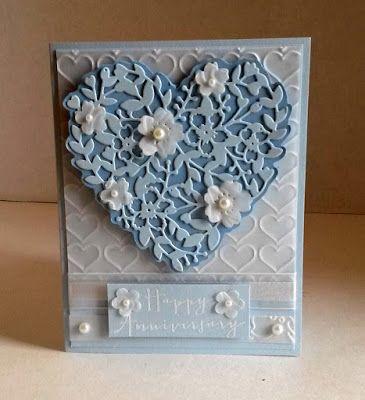Paper Seedlings: LOVE IS BLUE