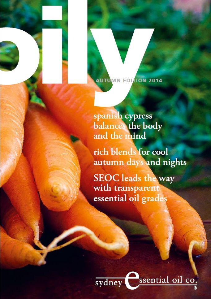 Autumn 2014: Featuring - Spanish Cypress Oil, Autumn Essential Oil Blends and SEOC's Grading System. Download from seoc.com.au