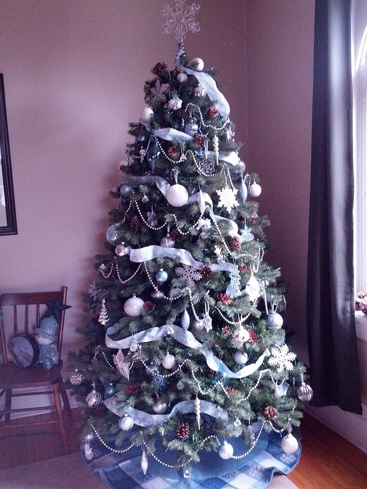 Our tree 2014