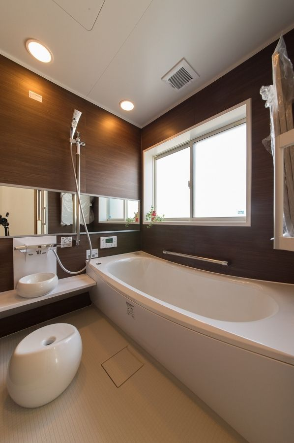 お風呂の施工事例 フォトギャラリー 小松市のハウスメーカーは梶谷建設