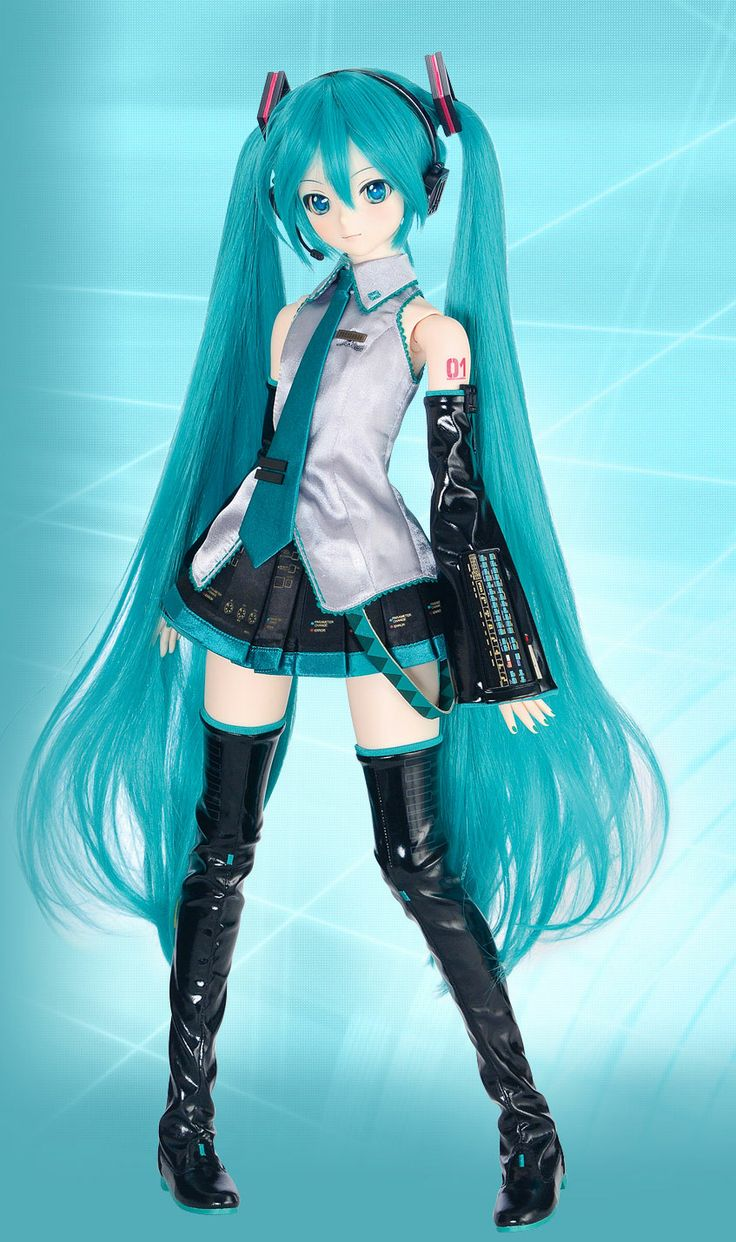 Hatsune Miku×Dollfie Dream(R)