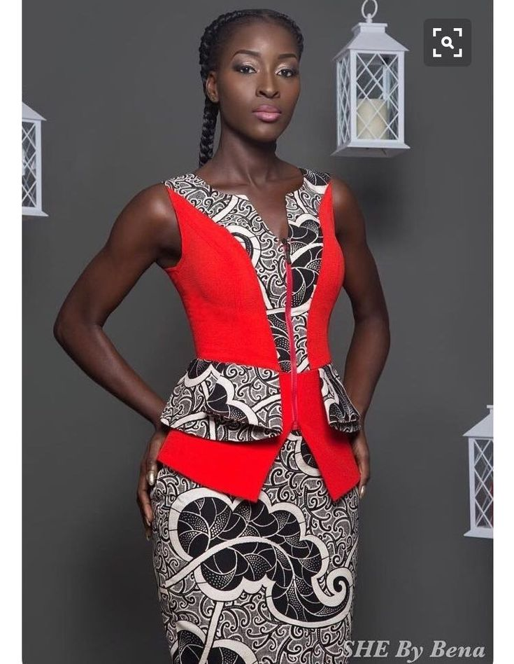 #africanprint #afrocentric #africaninspired