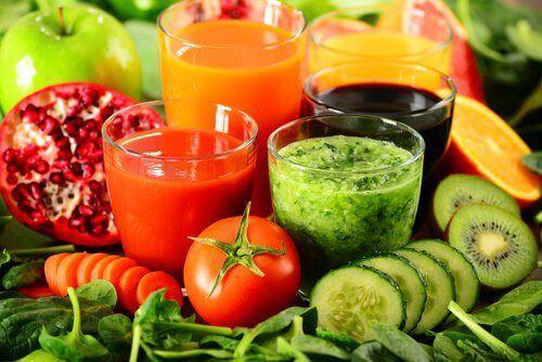Jeżeli jesteś zdecydowany na przeprowadzenie detoksykacji organizmu i zrzucenie kilku kilogramów koniecznie musisz poznać nasze napoje detoksykujące.