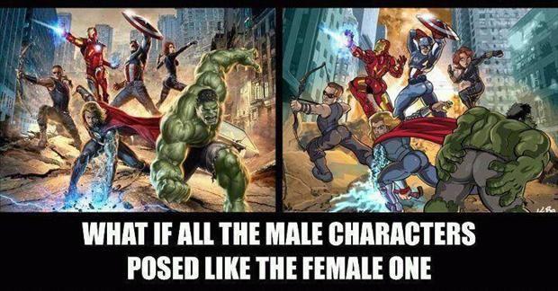 funny avengers pictures | Funny Avengers Pictures | Bacon Wrapped Media