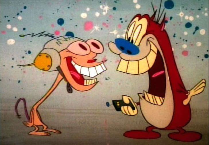 why ren stimpy was easily the most disturbing kid s