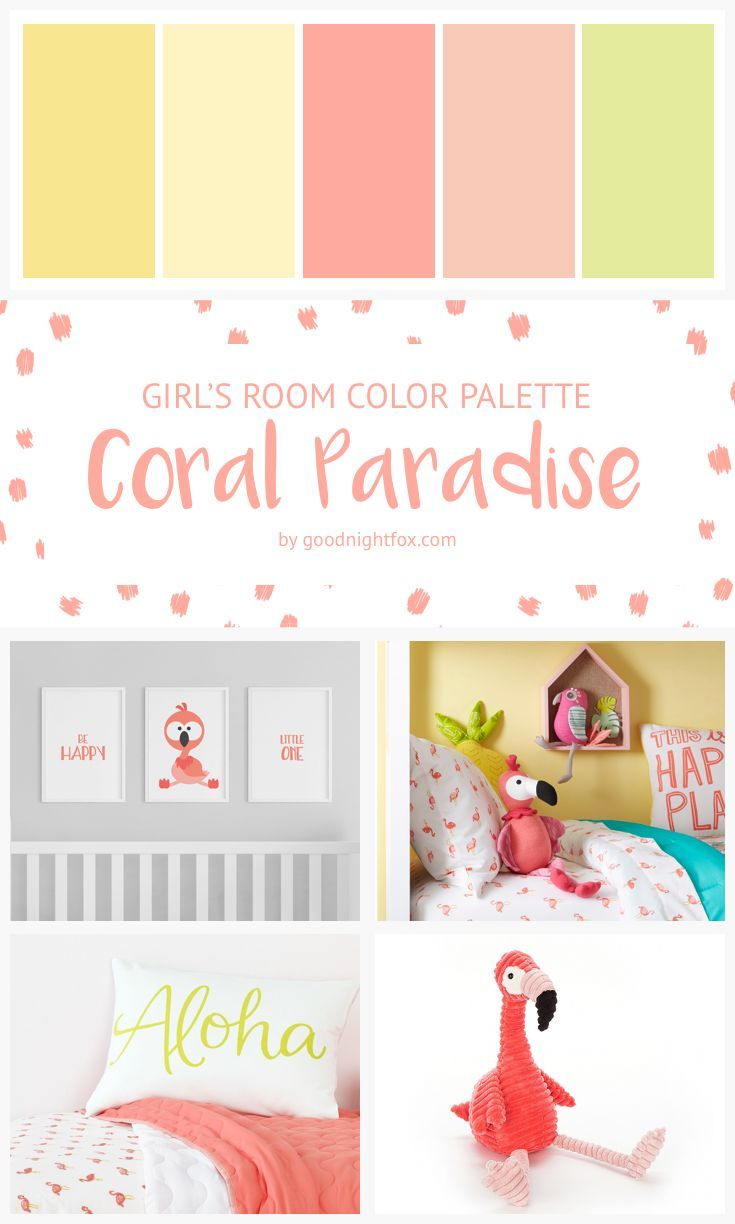C Paradise S Room Color Palette Tropical
