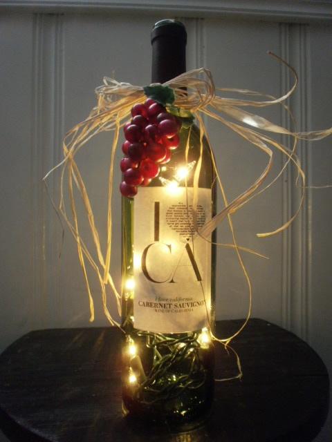 Short String Of Christmas Lights